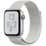 ساعت هوشمند اپل واچ سری 4 40mm Aluminum Case With Nike Sport Loop